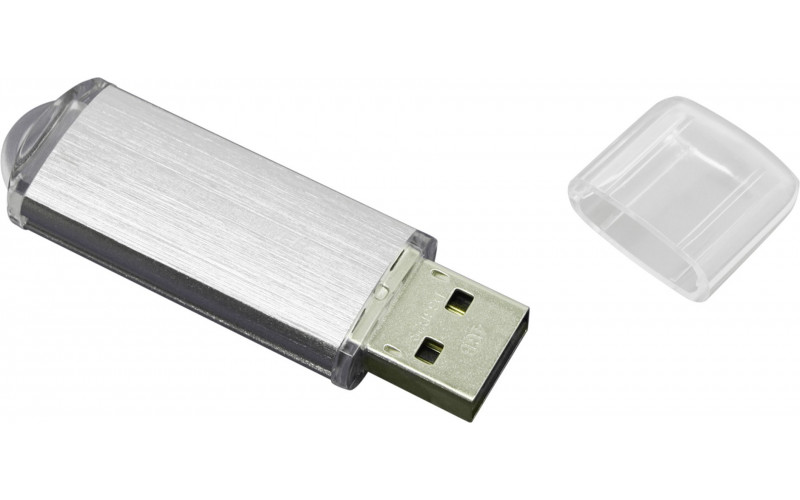4GB USB FlashDrive ULTIMA II-I SiliconPower Silver