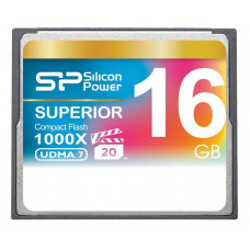 16GB 400x CF Card Silicon Power
