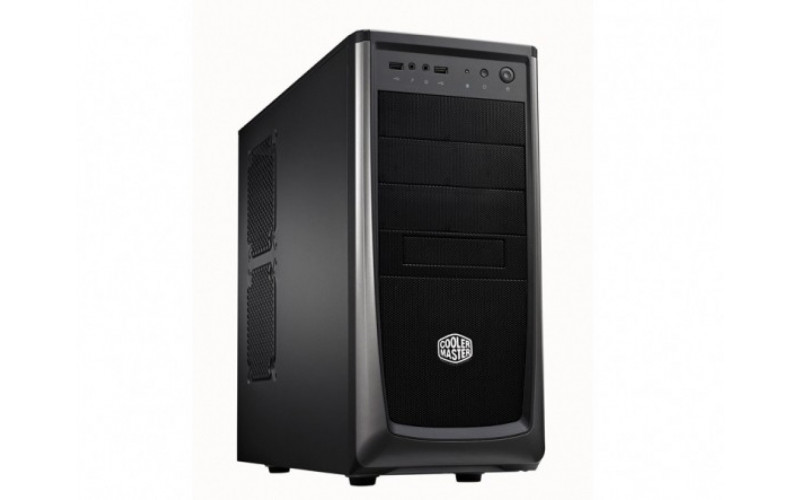 Case CM Elite 372 black 600W