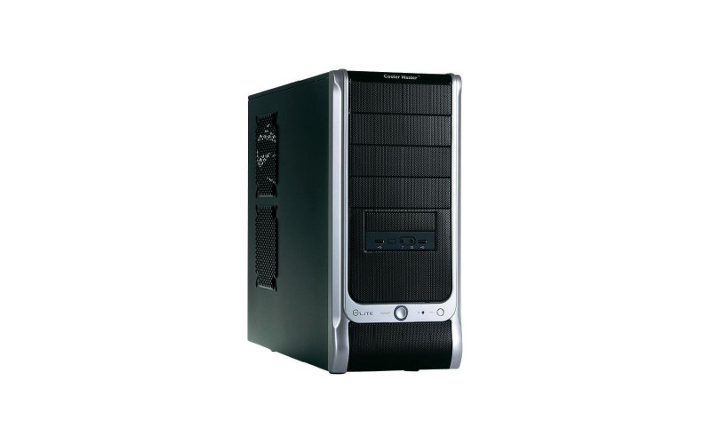 Case CM Elite 330U black/silver w/o PS