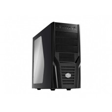 Case CM Elite 431K full black 500W