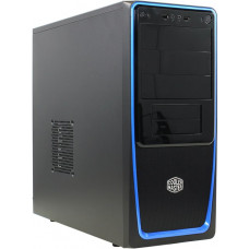 Case CM Elite 311B black/blue 600W