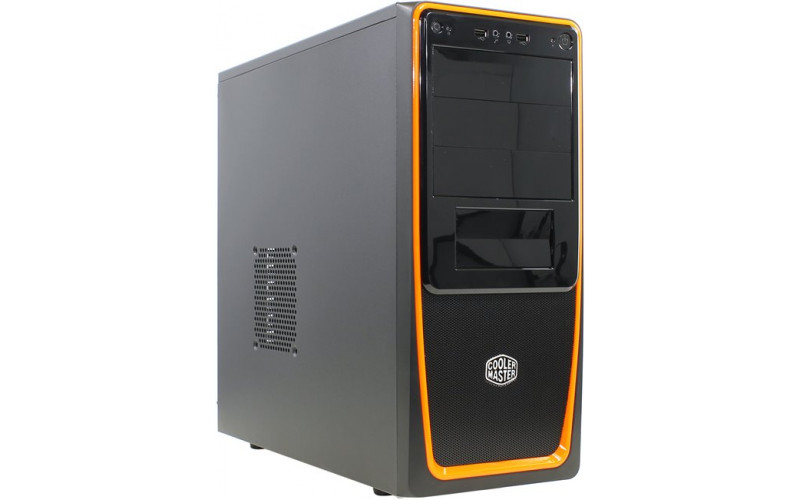 Case CM Elite 311B black/orange 600W