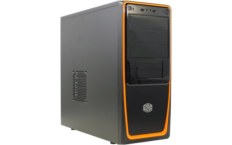 Case CM Elite 311 black/orange 500W