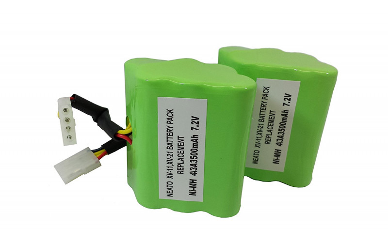Battery Replacement Kit NEATO Ni-Mh 3200mAh (2 pack, XV-Serie)