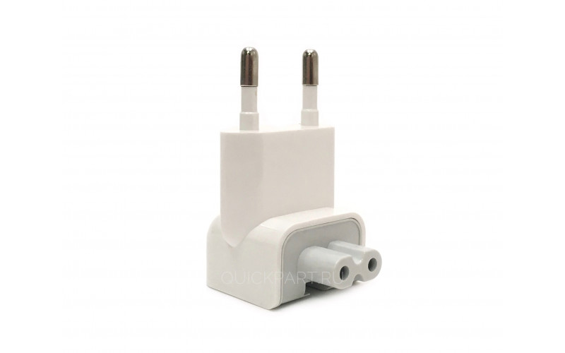 Adapter euro for Apple iPad, Macbook (Евровилка)