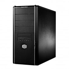 Case CM Elite 334U black 500W Thunder