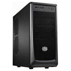 Case CM Elite 372 black 500W Thunder
