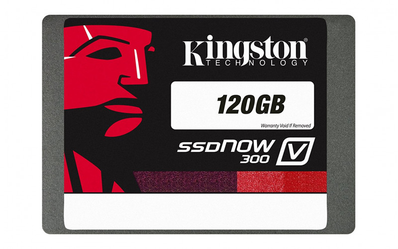 "SSD Kingston 120GB SV300S37A/120G S-ATA III, MLC, 2.5"" Retail"