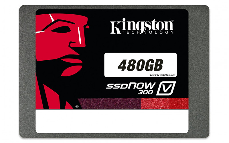 "SSD Kingston 480GB SV300S37A/480G S-ATA III, MLC, 2.5"" Retail"