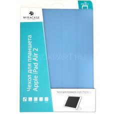Чехол для iPad Air 2 Miracase Smart Folio Case MA-635 Blue