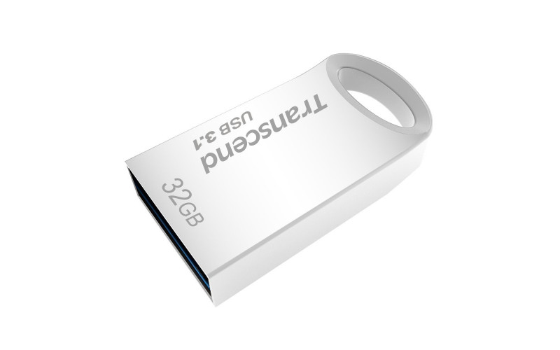 USB Flash Drive Transcend 32Gb USB3.0 JetFlash 710 Silver