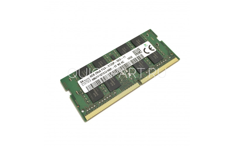 8Gb SO-DIMM DDR4 Hynix (PC4-17000, 2133, CL15) 1.2V original