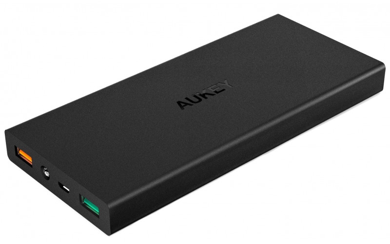 Power bank AUKEY 16000mAh QuickCharge 2.0