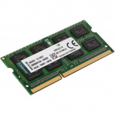 Оперативная память Kingston 8GB SO-DIMM PC3-12800 DDR3L, KVR16LS11/8