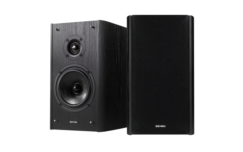 Speakers Creative (E-MU) XM7 Passive Bookshelf 2.0 (Black Wood Grain)