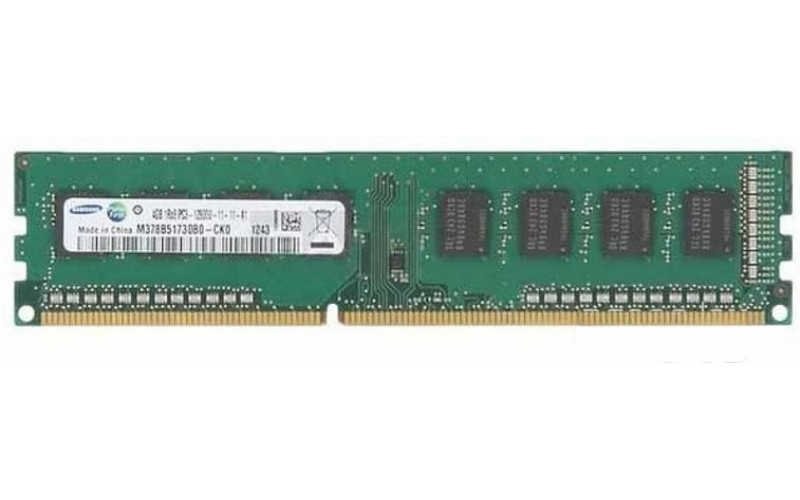 4Gb DDR3 SDRAM SEC (PC3-12800, 1600, CL11)  1,5V original
