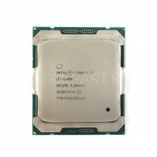 Intel Core i7-6900K Broadwell E (3200MHz, LGA2011-3, L3 20480Kb)