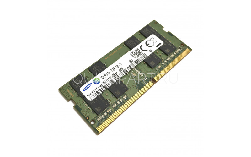 8Gb SO-DIMM DDR4 SEC (PC4-17000, 2133, CL15)1.2V orig.