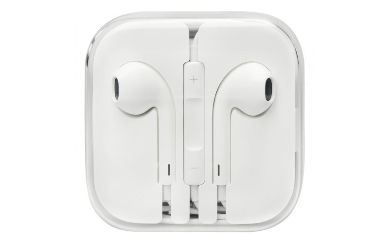 Наушники Apple EarPods MD827ZM/B with Remote and Mic