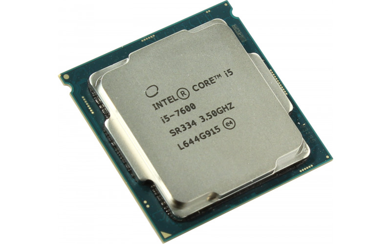 Intel Core i5-7600 Kaby Lake (3500MHz, LGA1151, L3 6144Kb)