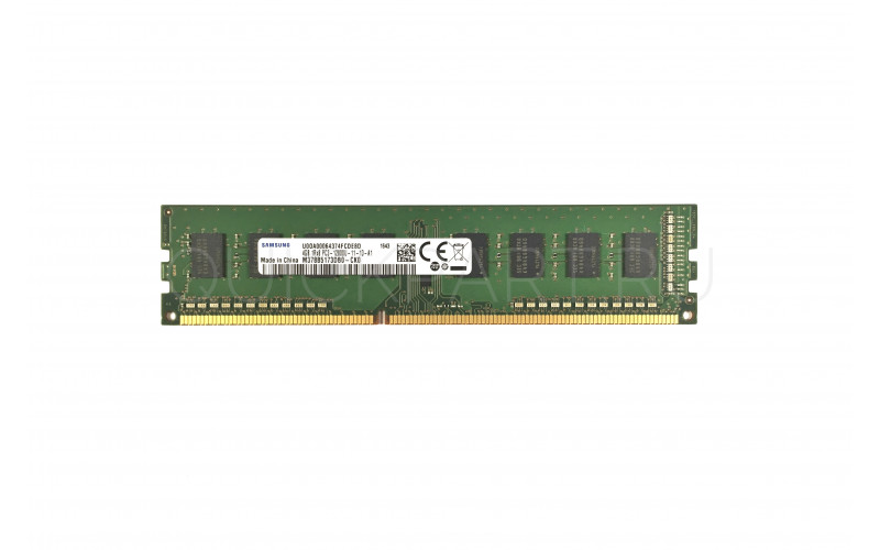 4Gb DDR3 SDRAM SEC (PC3-12800, 1600, CL11)  1,5V orig.