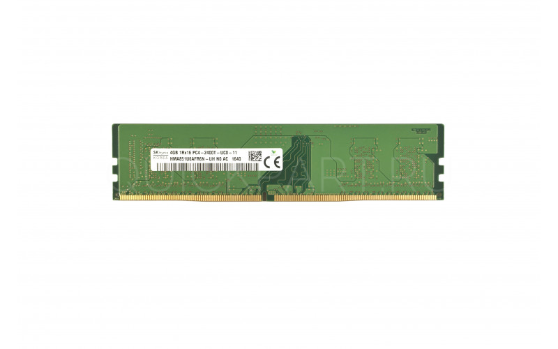 4Gb DDR4 SDRAM Hynix (PC4-19200, 2400, CL17) 1.2V original