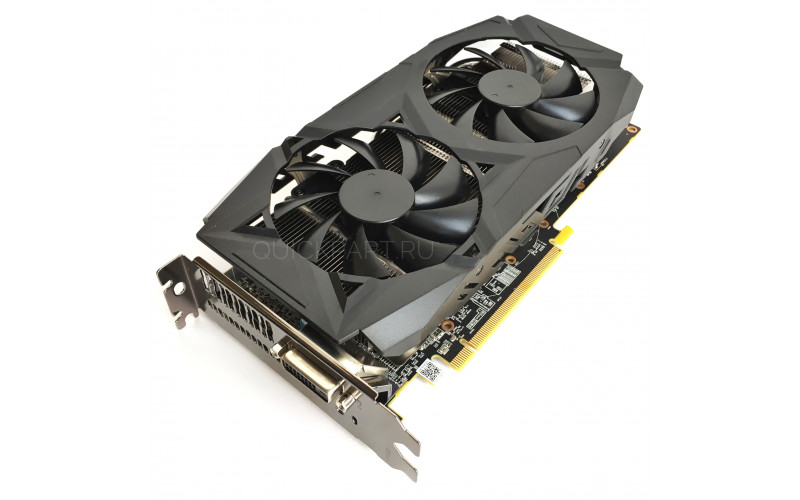 Power Color Radeon RX580 8GB DDR5 DM GPU Retail