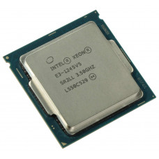 CPU Intel Xeon E3-1245V5 (8M Cache, up to 3.90 GHz) S1151 Tray