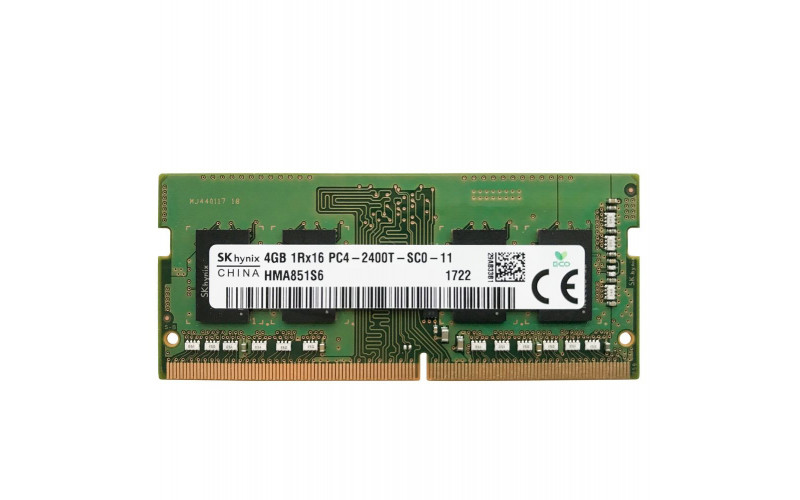 4Gb SO-DIMM DDR4 Hynix (PC4-19200, 2400, CL17)  1,2V original