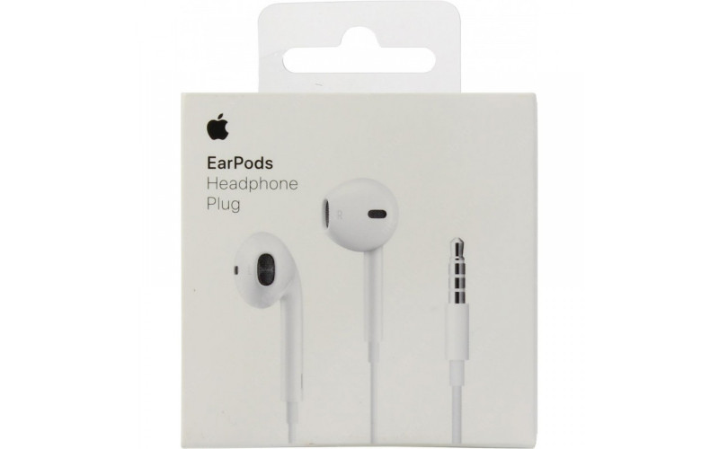 Наушники Apple EarPods (3.5 мм)