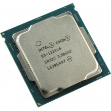 CPU Intel Xeon E3-1225V6 (8M Cache, up to 3.70 GHz) S1151 Tray