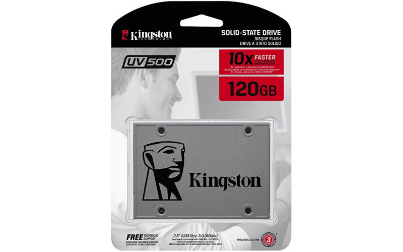 SSD 120GB Kingston SUV500, SUV500/120G