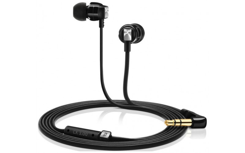 Наушники Sennheiser CX 3.00, Black