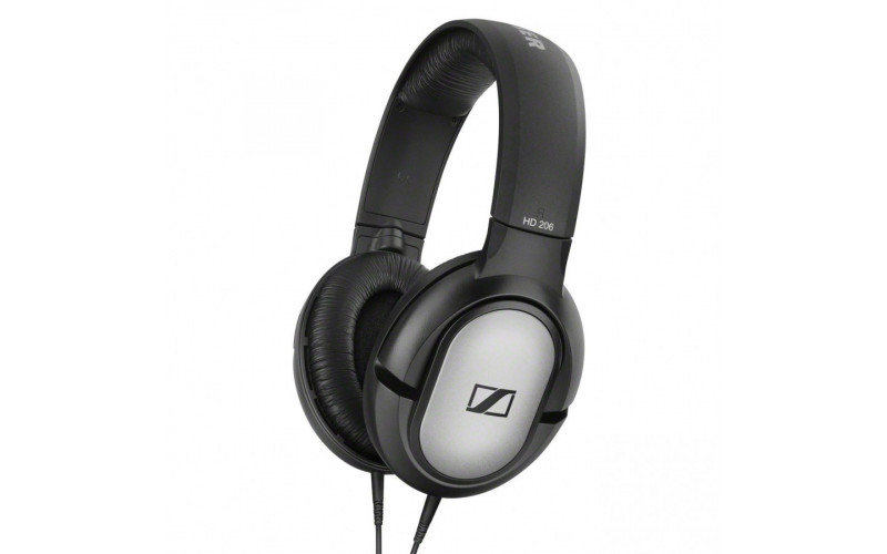 Наушники Sennheiser HD 206, Black