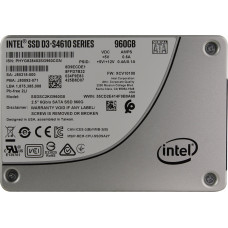 SSD 960GB Intel D3-S4610 Series, SSDSC2KG960G801