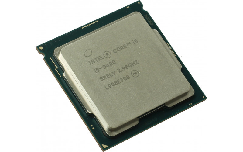 Intel Core i5-9400 Coffee Lake (2900MHz, LGA1151 v2, L3 9216Kb)