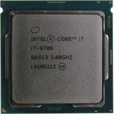 Intel Core i7-9700 Coffee Lake (3000MHz, LGA1151 v2, L3 12288Kb)