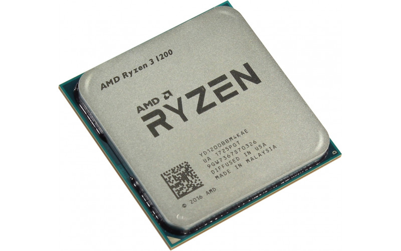 AMD Ryzen 3 1200 Summit Ridge (AM4, L3 8192Kb)